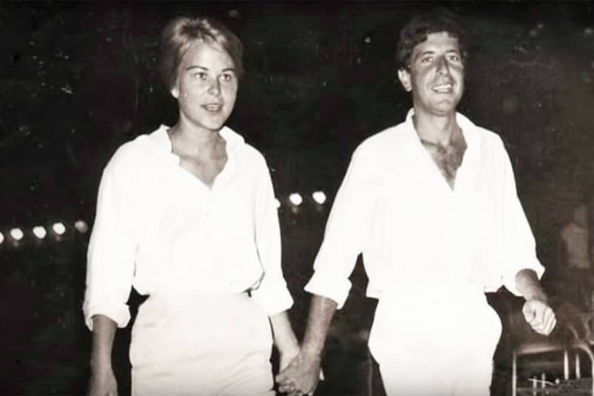 Leonard Cohen and Marianne Ihlen were in relationship for about eight years, The new documentary Marianne & Leonard: Words of Love explores that partnership and Cohen's later years on tour.