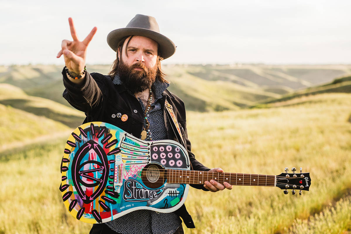 Leeroy Stagger to bring edgier new sound to the Capital Ballroom