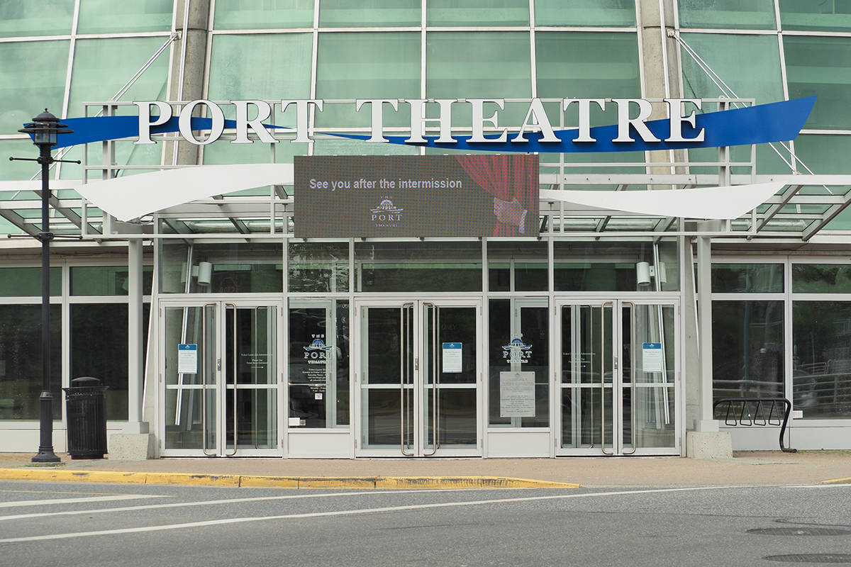 The Port Theatre, which closed in March in response to COVID-19, is reopening and recently announced the lineup of its fall 2020 Spotlight Series. (Bulletin file photo)